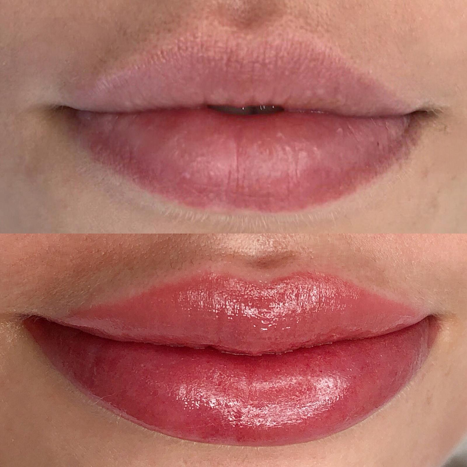 makijaż pernamentny ust Dagmara Schulz